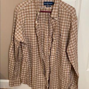 Ralph Lauren men's Long sleeve shirt